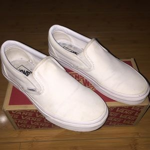 White Vans ✨